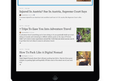 Case Study: A Major Tourism Company